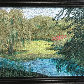 Willow-weep-for-me_ Thread Panting 5X7 C