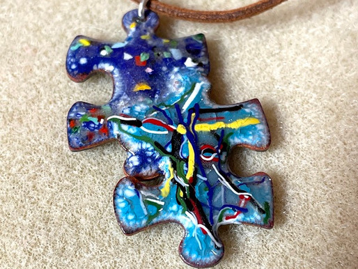"""C'ville Arts Features – """"Wire Workings and Silverwareables"""" - During April"""