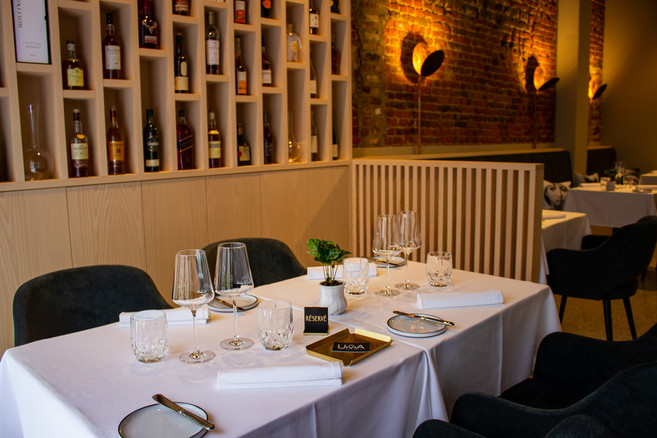 Restaurant - Reserve