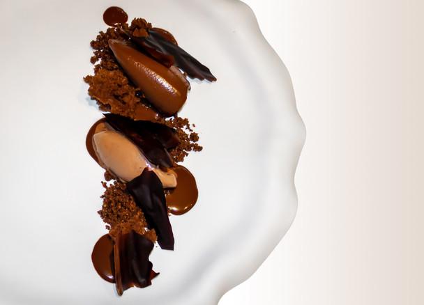 Texturas chocolate
