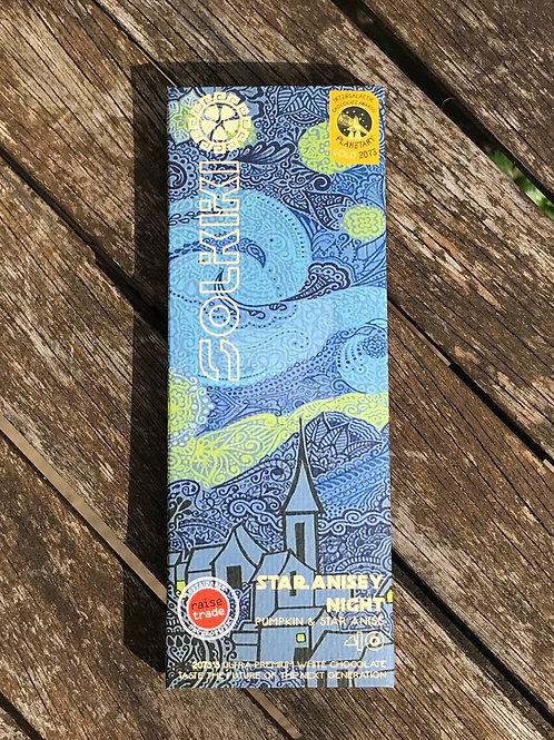 Star Anisey Night - White Chocolate 36%