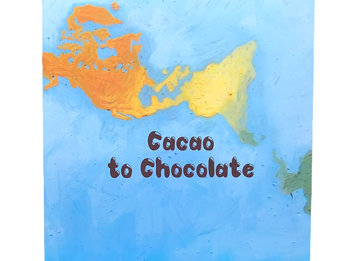 Cacao to Chocolate - book