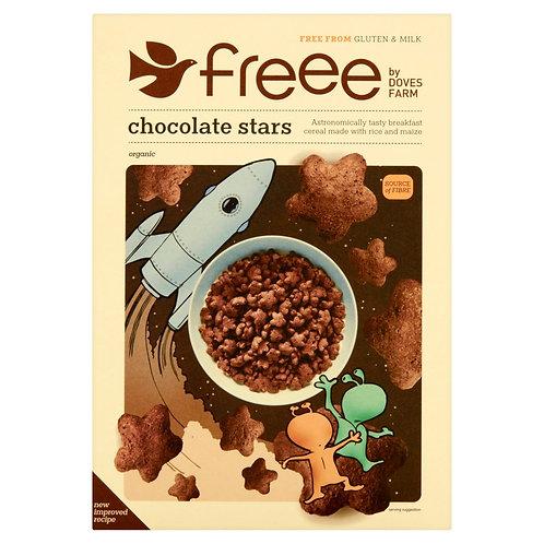 Doves Farm Organic & Vegan Corn Flakes chocolate 420g