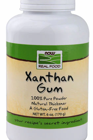 NOW Real Food Xanthan Gum -- 6 oz