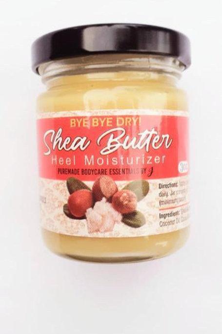 Pure Made Bodycare Essentials Shea Butter Heel Moisturizer 3oz