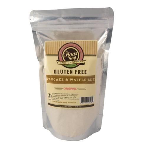 Flour Bag Baking co.  Gluten Free pancake & waffle mix original 16.9oz