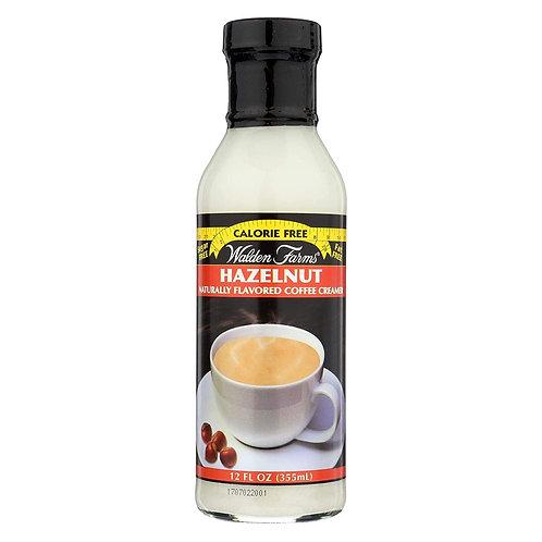 Walden Farms Calorie-Free Hazelnut Coffee Creamer, 12 Ounce