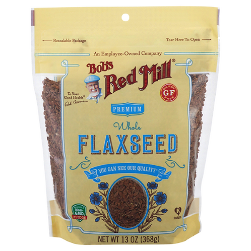Bob's Red Mill Flaxseed -- 13 oz