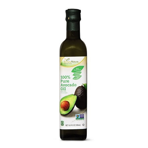 Simply Nature Avocado Oil 16.9 fl oz