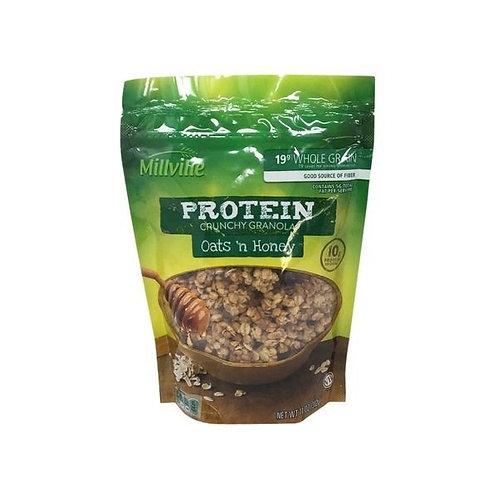 Millville Oats and Honey Granola Crunch 16 oz
