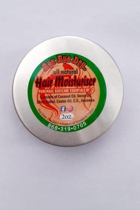 Pure Made Bodycare Essentials All natural hair moisturizer 2oz