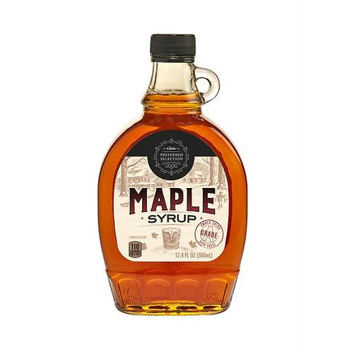 Preferred Selection maple syrup, Grade A Grade A, 12.5 fl. oz