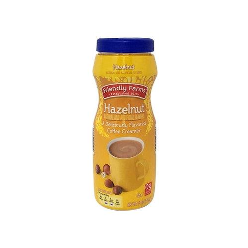 Friendly Farms Hazelnut Coffee Creamer 16 oz
