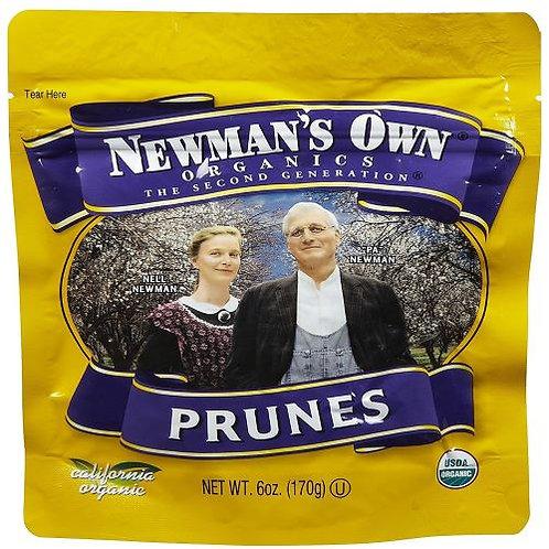 Newman's Own Organics California Prunes -- 6 oz