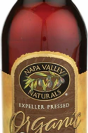 Napa Valley Naturals Organic Toasted Sesame Oil -- 12.7 fl oz