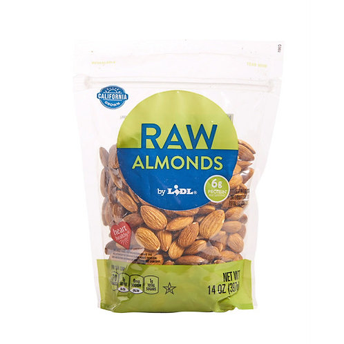 Raw Almonds 14oz