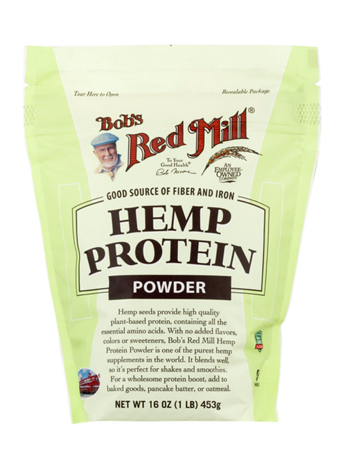 Bob's RedMill Hemp Protein Powder 16oz