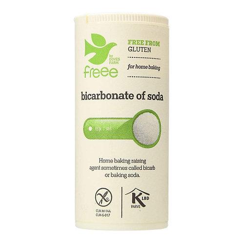 Doves Farm Gluten Free Bicarbonate of soda/ baking soda 200g