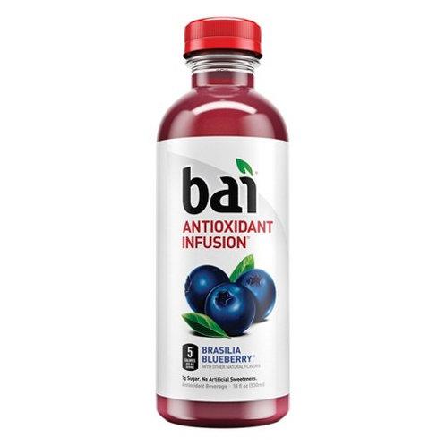Bai  Antioxidant Infusion Brasilia Blueberry 18oz