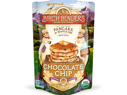 Birch Benders Chocolate Chip Pancake & Waffle Mix 16oz