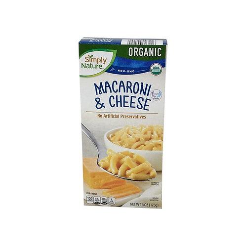 Simply Nature Organic Mac & Cheese 170g