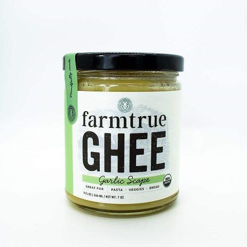 Farmtrue Ghee Garlic Scape -- 4 oz