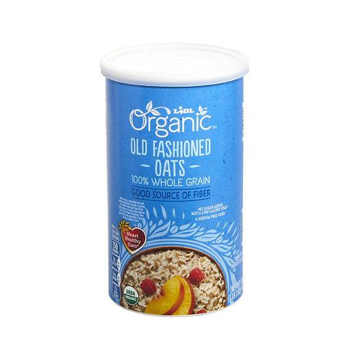 Organic Old Fashion Oats 100% Whole Grain