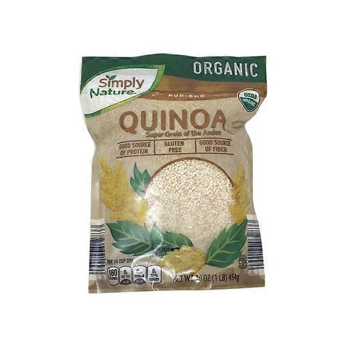 Simply Nature Organic Quinoa 16 oz