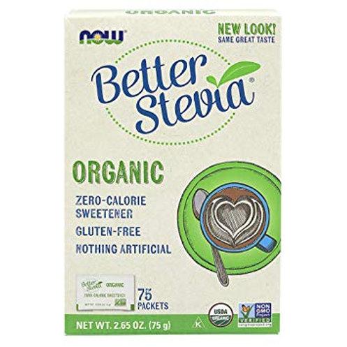Now Better Stevia 75g