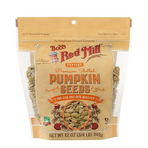 Bob's Red Mill Pumpkin Seeds -- 12 oz