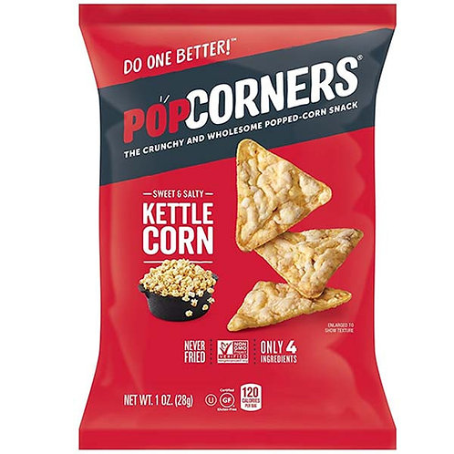 Popcorners Sweet and Salty kettle corn 1oz