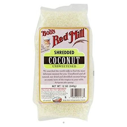 Bob's Shredded Unsweetened Coconut
