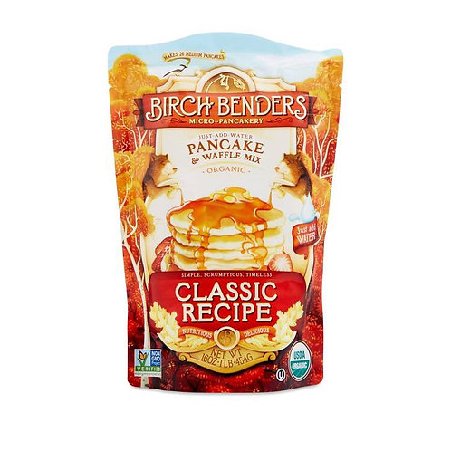 Birch Benders Organic Classic Pancake & Waffle Mix 16oz