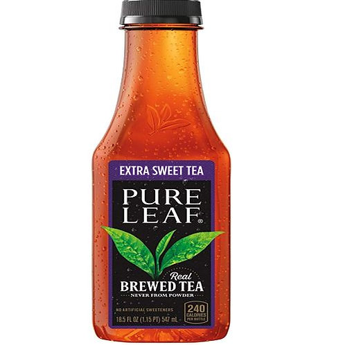 Pure Leaf Extra Sweet Tea 18.5oz
