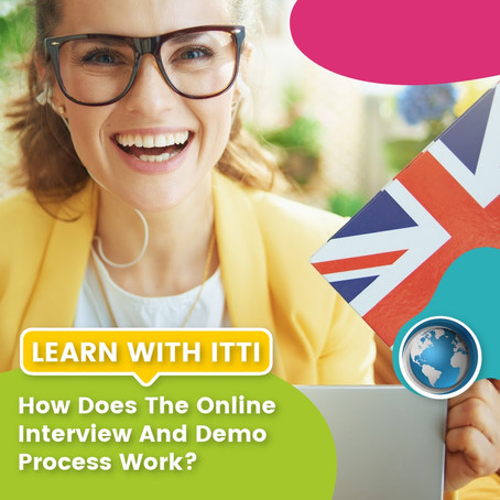 How Does the Online Interview and Demo Process Work?