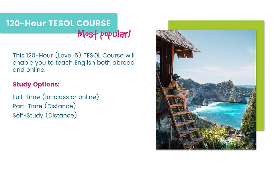 120-Hour TESOL Course.png