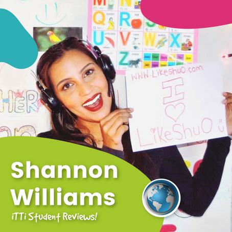 Shannon Williams