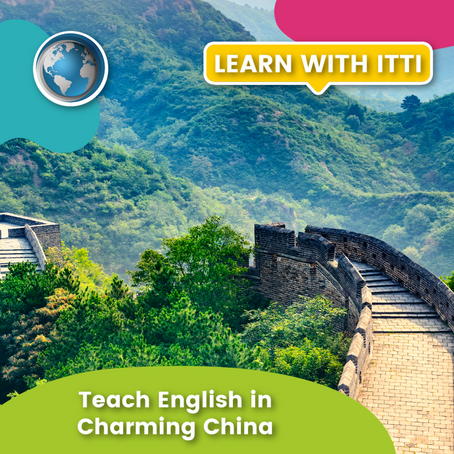 Teach English in the People's Republic of China