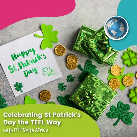 Celebrating St Patrick's Day the TEFL Way