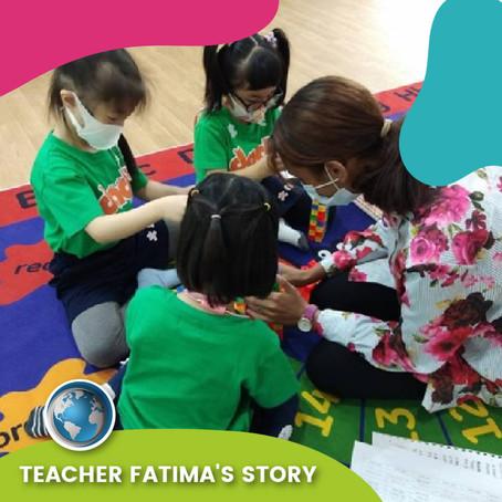 iTTi South Africa Student Stories: Teacher Fatima's Thailand Teaching Adventure