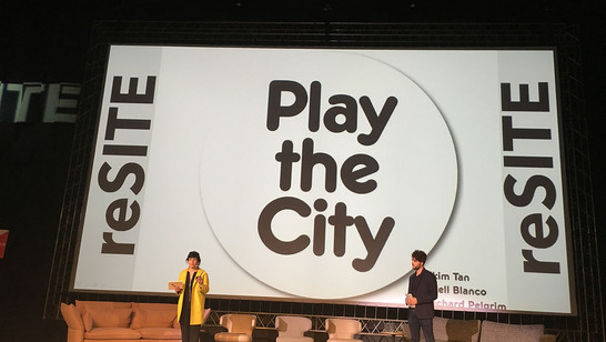 The City Migration Game