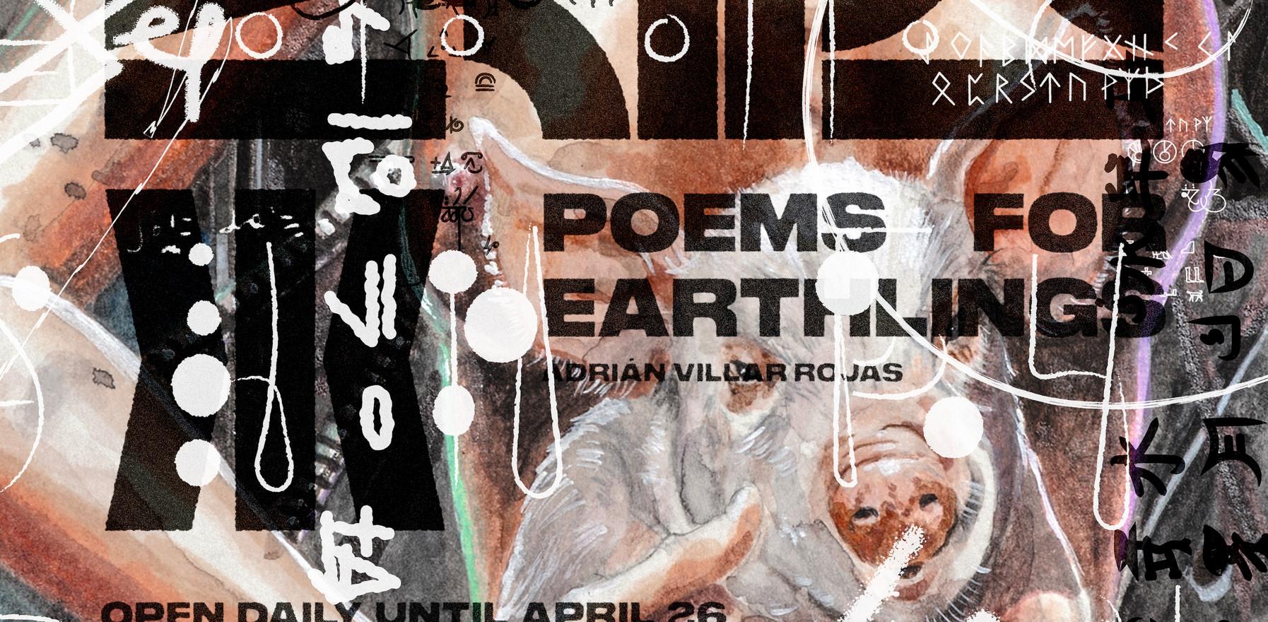 Adrián Villar Rojas: Poems for Earthlings