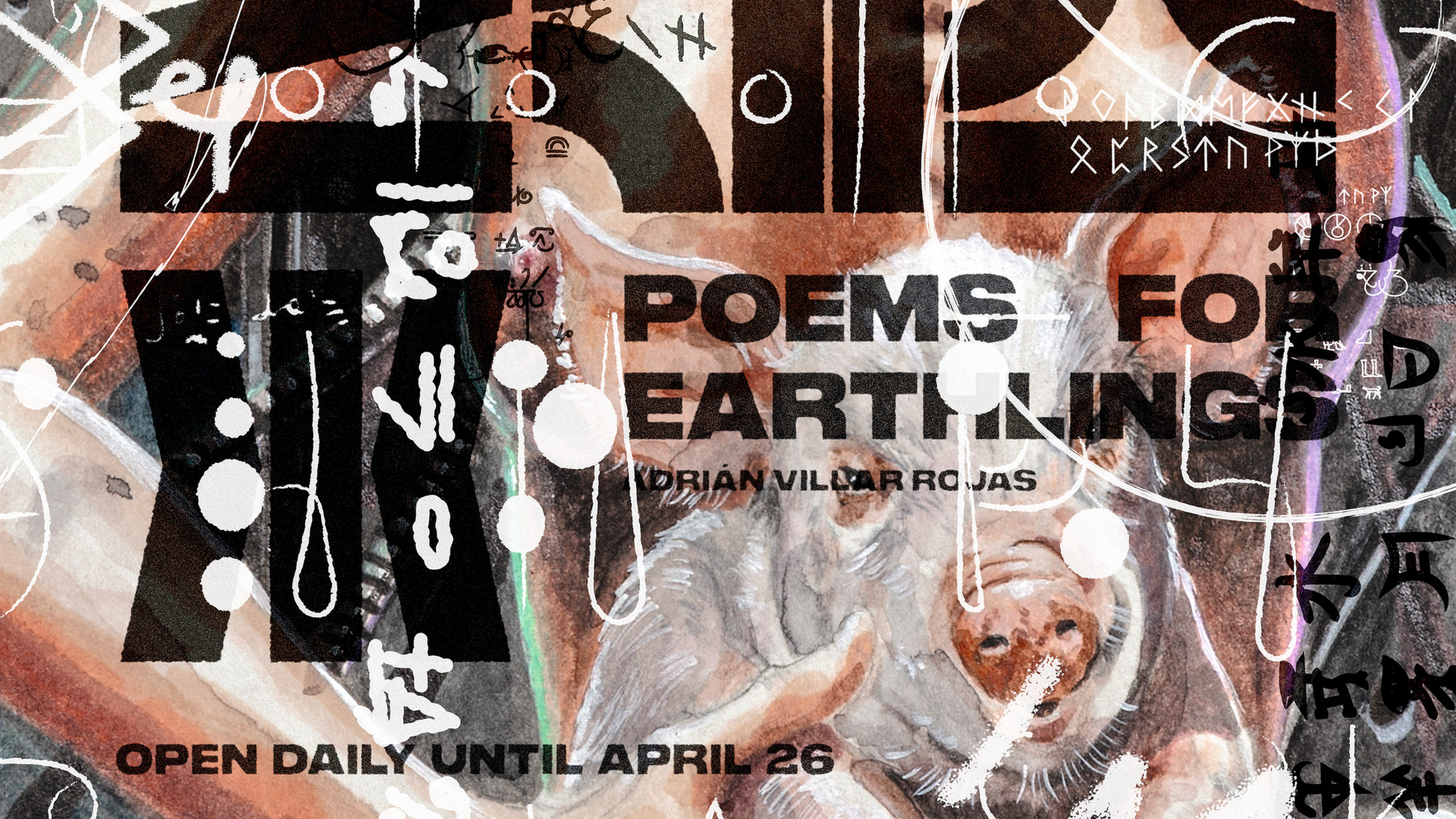 Adrián Villar Rojas: Poems for Earthlings