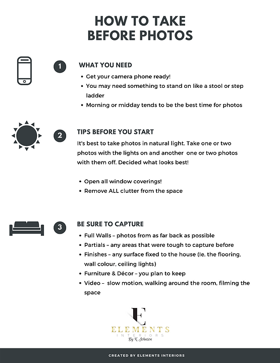Copy of How to take before photos [TEMPL