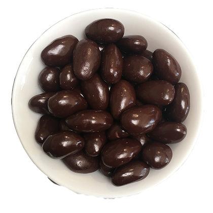 Amandes enrobées de chocolat noir BIO -VRAC