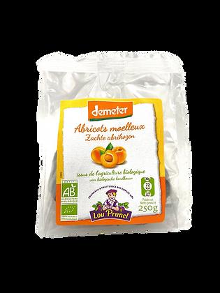 Abricots moelleux Demeter  - 250g