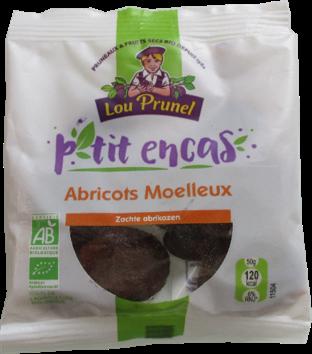Le P'tit Encas, Abricots BIO Moelleux - 50g