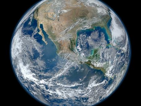 Curio:  Earth Day (April 22)