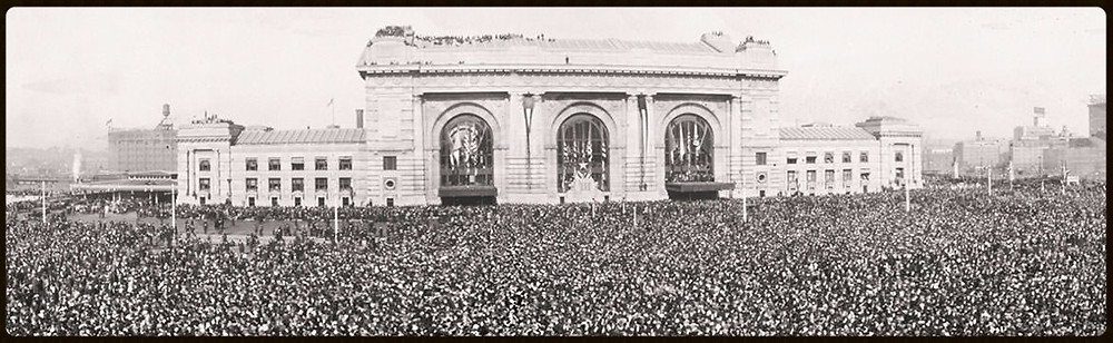 Union Station Centennial Kansas City (unionstation.org)
