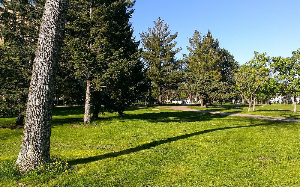 Horton Park, St. Paul, Minnesota